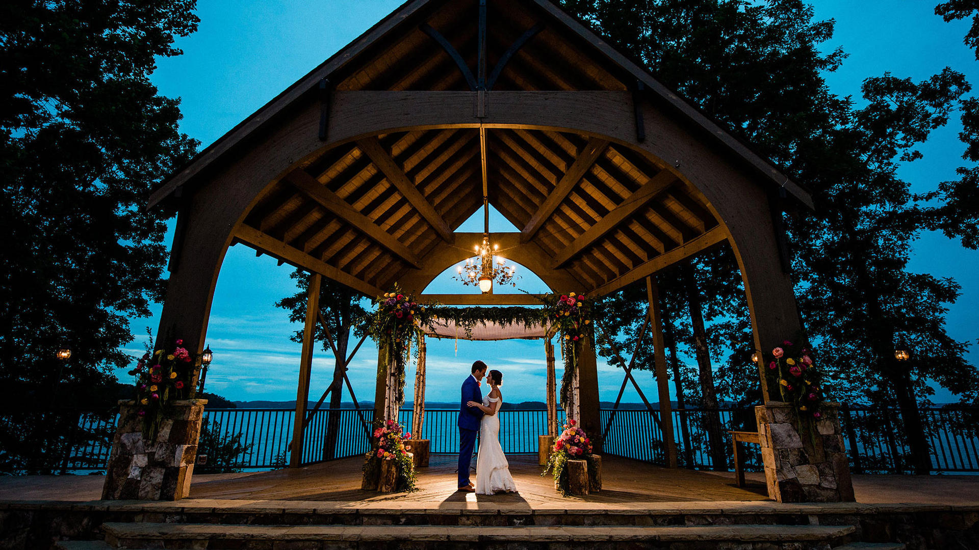Wedding Venue Oliver Pointe